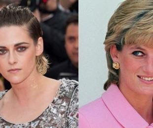 foto: Filtran la primera imagen de Kristen Stewart como Lady Di