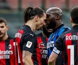 foto: Escándalo y racismo: así fue la pelea entre Ibrahimovic y Lukaku