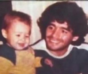 foto: Una mujer de 37 años asegura ser hija reconocida de Diego