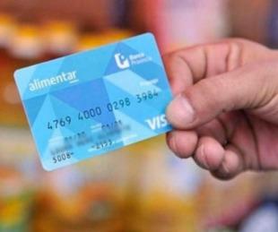foto: La tarjeta Alimentar tendría un aumento del 50% desde febrero