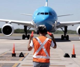 foto: Está regresando a Argentina el tercer vuelo con vacunas Sputnik V