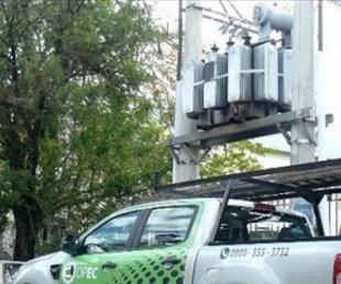 foto: Virasoro: DPEC cortará el suministro de energía por mantenimiento