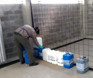 foto: Bella Vista celebró el inicio del centro de almacenamiento para envases fitosanitarios
