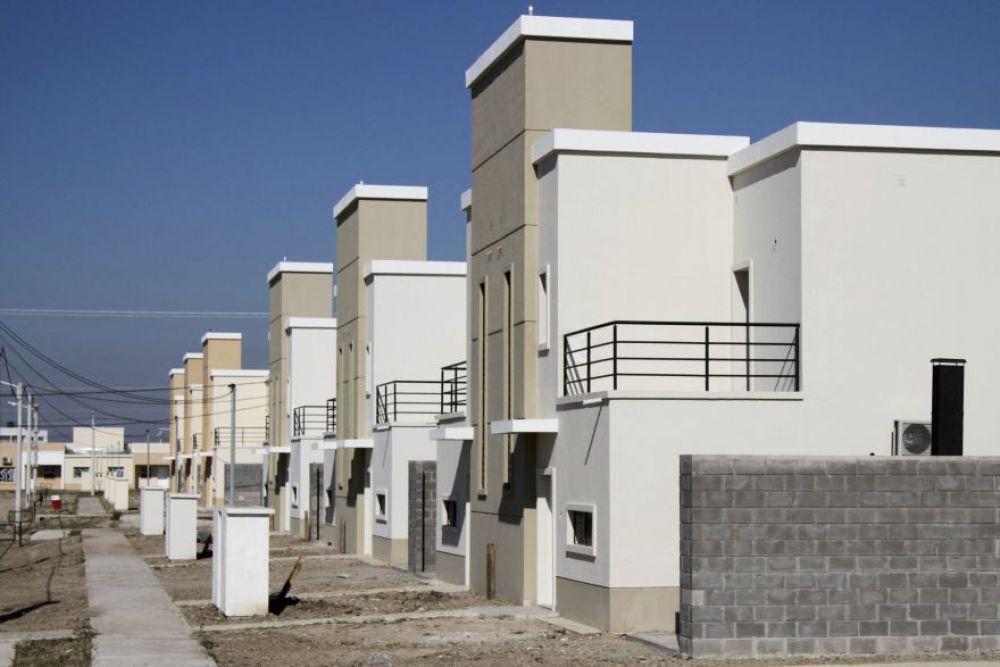 Nación financiará en Corrientes la construcción de 800 viviendas