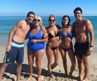 foto: Yanina Latorre quedó varada en Miami: