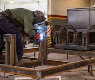 foto: La industria subió 4,9% y la construcción tuvo un alza del 27,4%