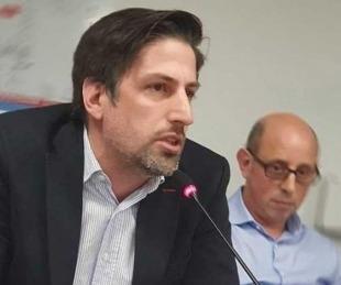 foto: Nicolás Trotta se aisló por un contacto estrecho de COVID-19