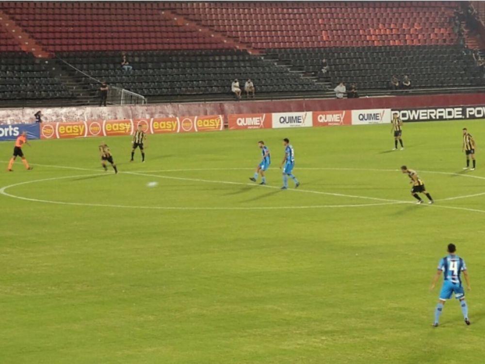 San Telmo venció a Deportivo Madryn y pudo ascender a Primera
