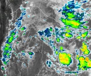 foto: Rige alerta por tormentas para Corrientes y ocho localidades