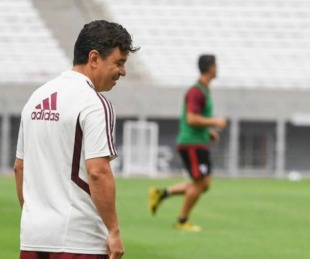 foto: El equipo titular que Marcelo Gallardo proyecta de cara al futuro