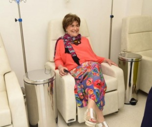 foto: Murió Elena Bonatti, creadora del Centro Oncológico en Curuzú Cuatiá