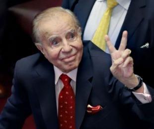 foto: Murió Carlos Menem, el presidente que marcó una década en Argentina