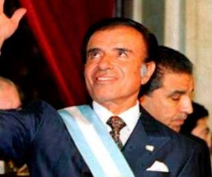 foto: Cómo fueron las dos presidencias de Carlos Menem en nuestro país
