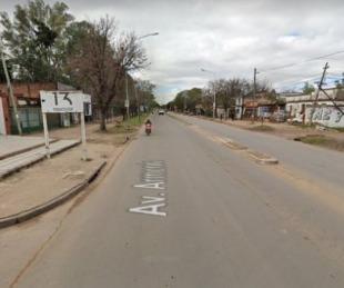 foto: Locutora de Sudamericana fue asaltada por motochorros