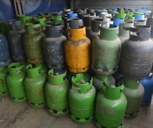 foto: Para las distribuidoras la garrafa de 10 kilos debe costar $800