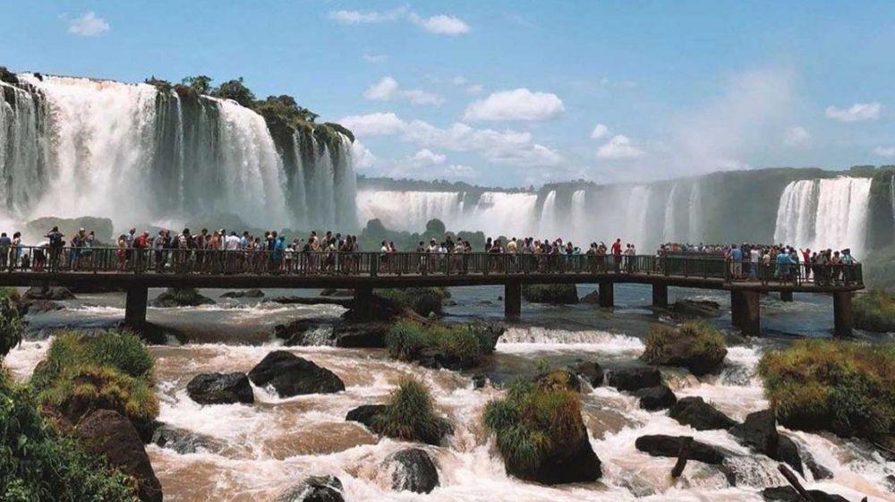 Las Cataratas del Iguazú fueron elegidas como la tercera Maravilla Incuestionable del planeta