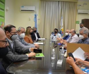 foto: Gobierno provincial y gremios docentes avanzan en el diálogo