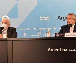 foto: Vacunas VIP: Alberto Fernández le pidió la renuncia al ministro de Salud Ginés González García