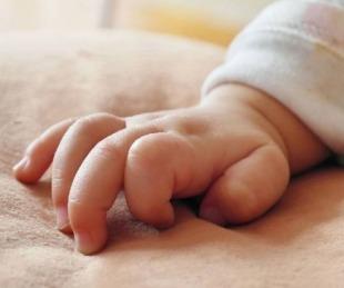 foto: Nació un nene y lo bautizaron como