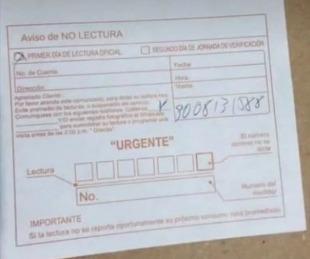 foto: DPEC desmintió enviar formularios y hacer llamadas para entrar a casas
