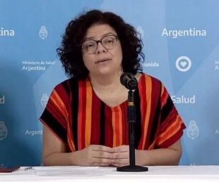 foto: Luego del escándalo, Carla Vizzotti juró como nueva ministra de Salud