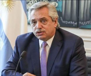 foto: Yapeyú: Alberto Fernández estará en la reunión con gobernadores