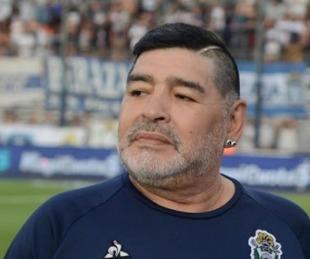 foto: Maradona: la increíble suma que cobró la psiquiatra por un certificado trucho