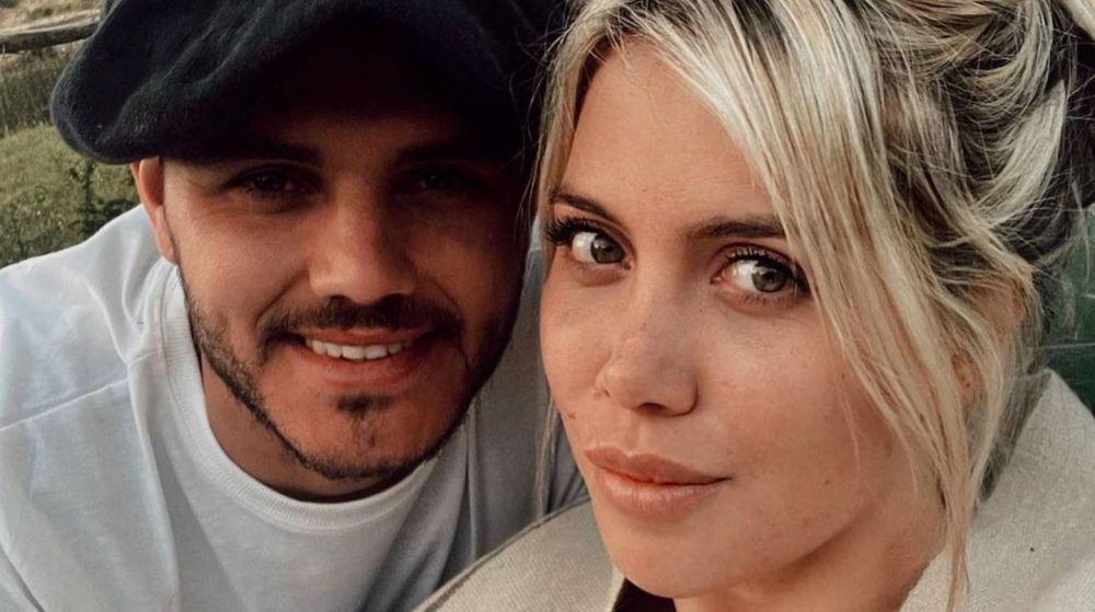 No dan las cuentas: Wanda Nara celebró un nuevo aniversario con Mauro Icardi