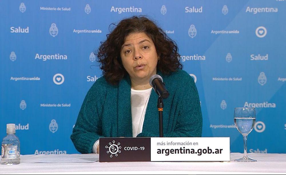 Vizzotti instó al Hospital Posadas a publicar los turnos de la vacunación
