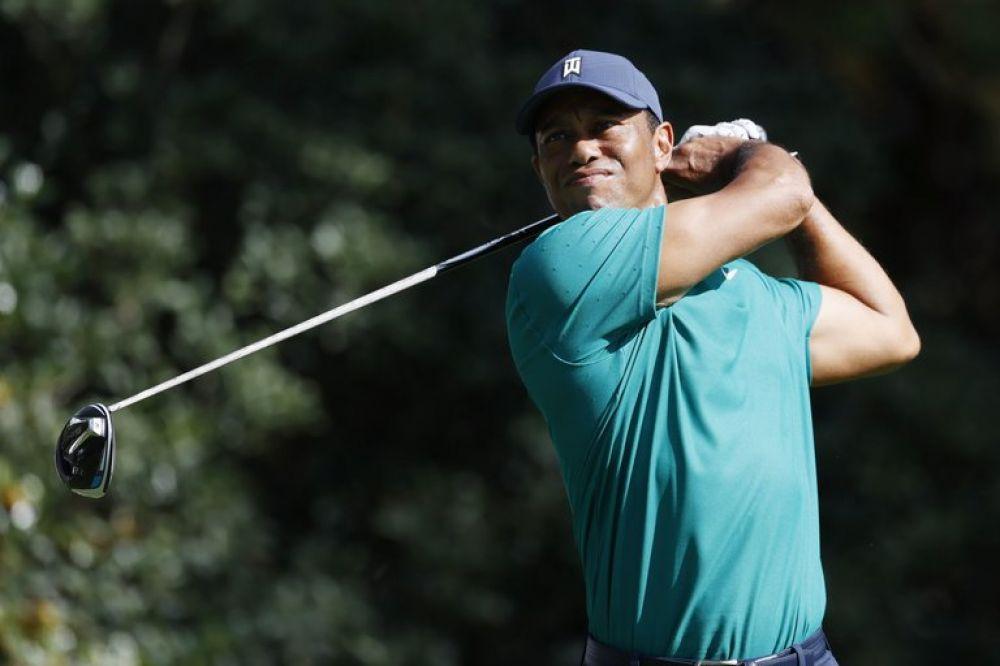 Tiger Woods sufrió un fuerte accidente y fue hospitalizado