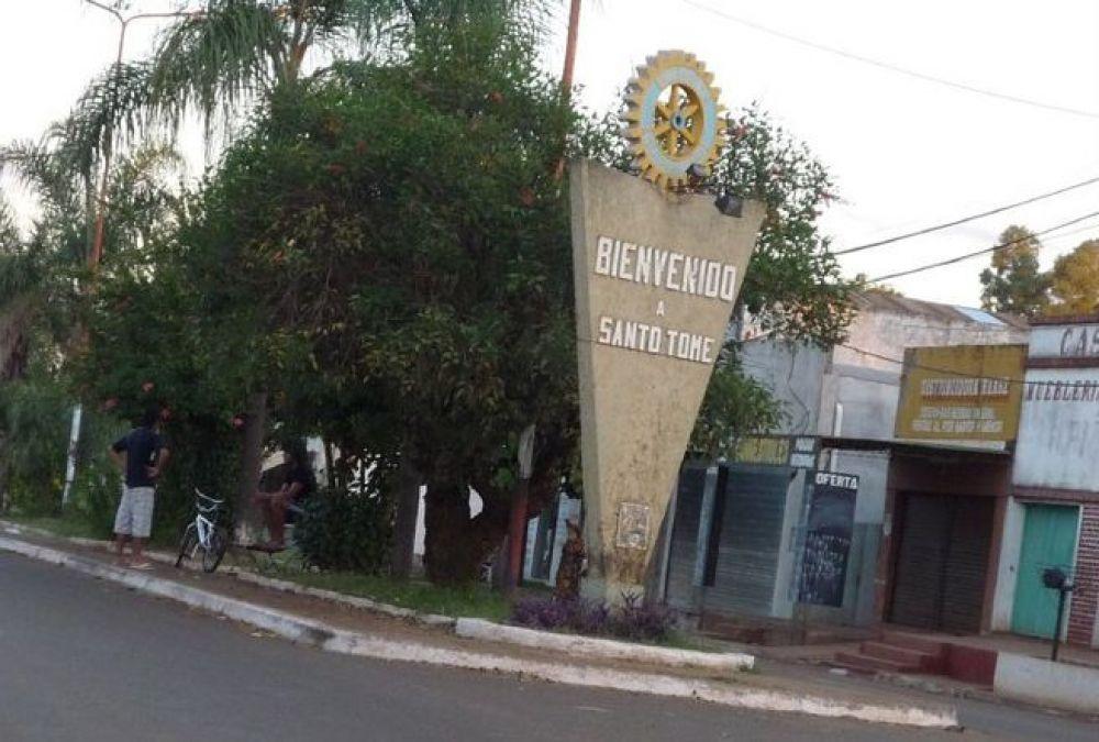 Santo Tomé prohibió varias actividades tras volver a Fase 3