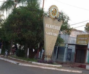 foto: Santo Tomé prohibió varias actividades tras volver a Fase 3
