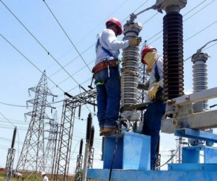 foto: Nación dispuso un aumento de la tarifa de electricidad