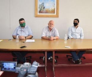 foto: Se llevó a cabo el convenio de cooperación y asistencia recíproca