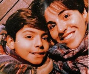 foto: El inesperado gesto de Gianinna Maradona con la novia del Kun Agüero