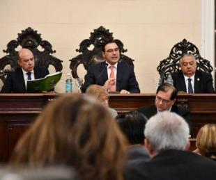 foto: El Periodo Ordinario de Sesiones será el lunes 1 de marzo a las 8.30