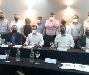 foto: Uninoa se reunió con los gobernadores de Chaco y Corrientes