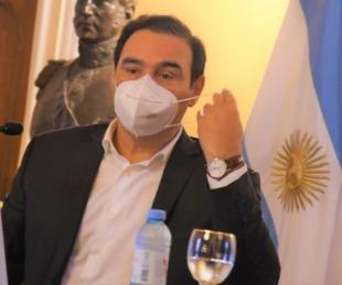 foto: Gustavo Valdés lidera el ranking de los gobernadores con mejor imagen