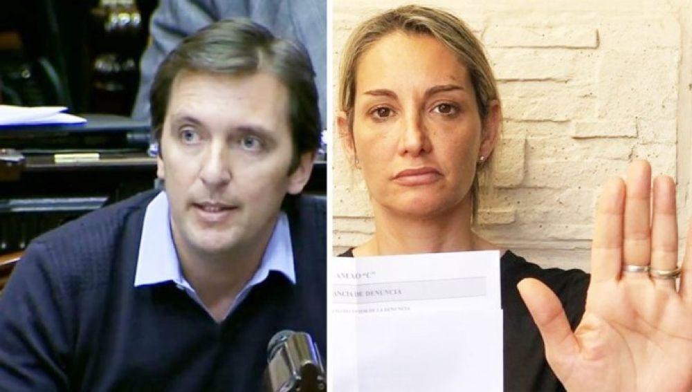Diputadas piden la expulsión de un legislador procesado por violencia