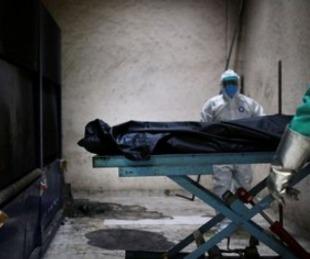 foto: Ushuaia: acumulan cadáveres en un galpón desde marzo de 2020