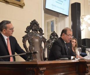 foto: Concejo: la apertura de Sesiones Ordinarias será a las 18 horas