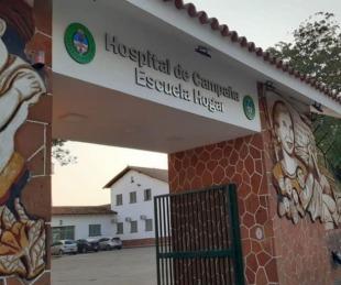 foto: Coronavirus: se reportaron tres muertos en el Hospital de Campaña