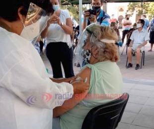 foto: Capital: Hoy inicia vacunación a otros 1500 mayores de 65 años