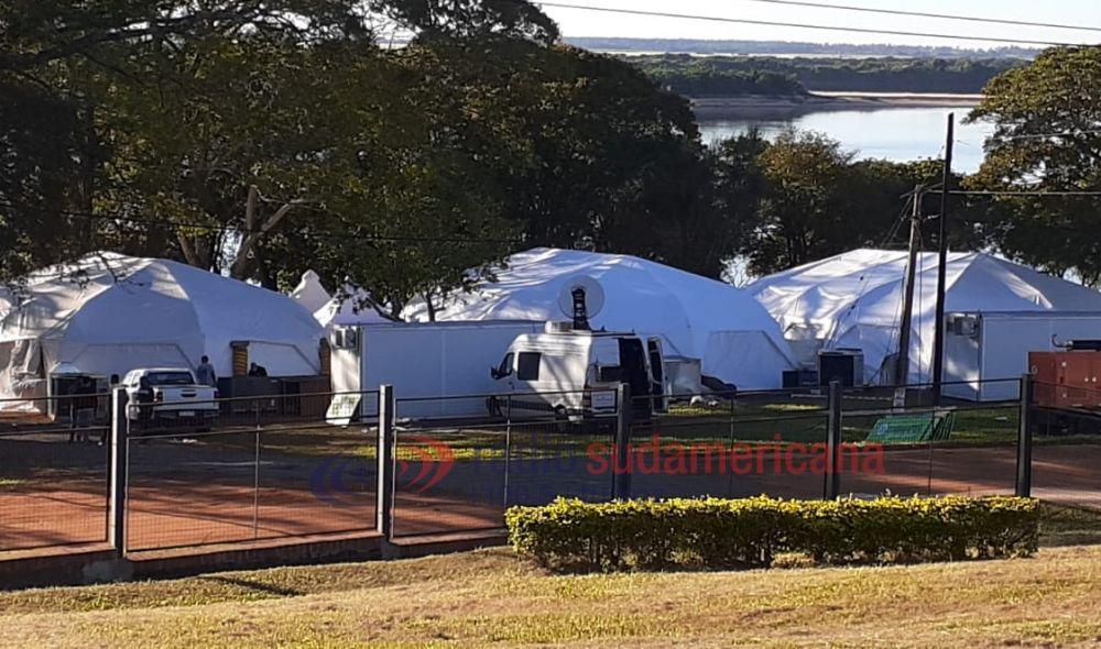 Megaoperativo en Yapeyú: cómo se planificó la seguridad en el evento