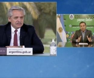 foto: Valdés participará de la Asamblea Legislativa nacional vía zoom