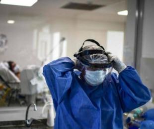 foto: Confirmaron 141 muertes y 8.183 nuevos contagios en el país