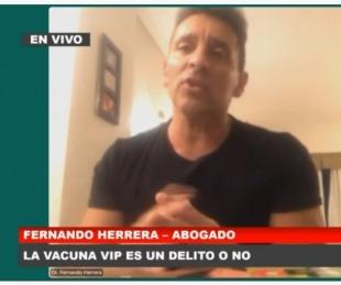 """foto: Vacunas Vip: """"No se trata de tener razón sino de investigar"""""""