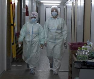 foto: Murieron 145 personas y 8234 diagnosticadas con covid en el país