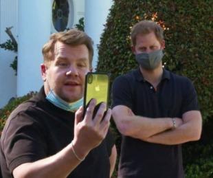 foto: Harry rompió el silencio y lanzó un desafío: