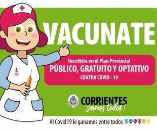 foto: Capital: habilitan 1.500 vacunas y las aplicarán la próxima semana